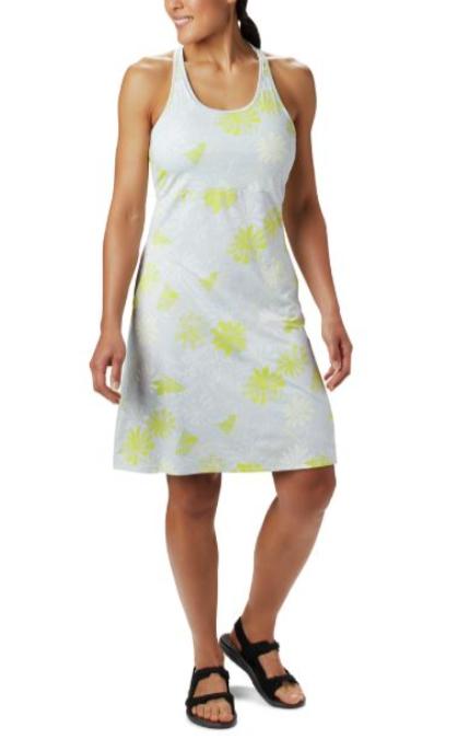 Columbia-Peak To Point Knit Dress - Women's