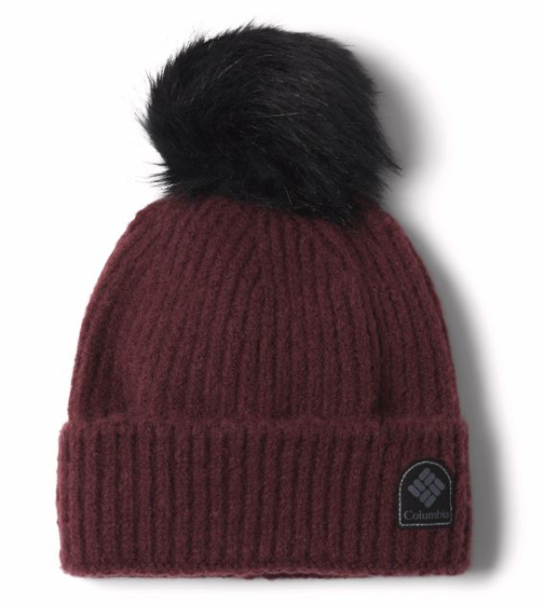 Columbia-Winter Blur Pom Pom Beanie