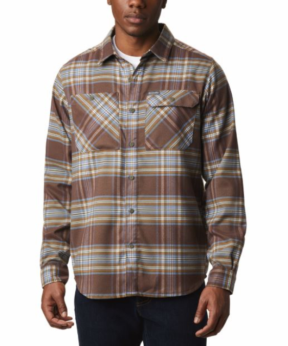 Columbia-Outdoor Elements Stretch Flannel - Men's
