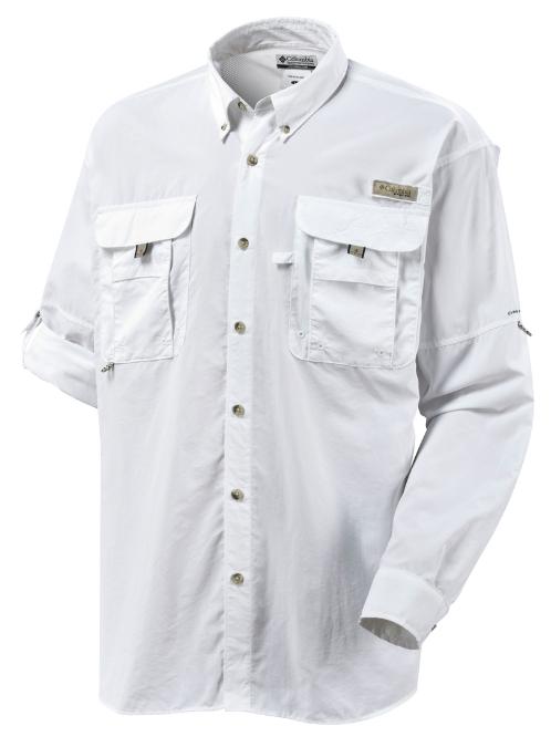 Columbia-Bahama II Long Sleeve Shirt - Men's