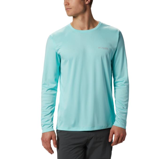 Columbia-PFG ZERO Rules Long-Sleeve Shirt - Men's