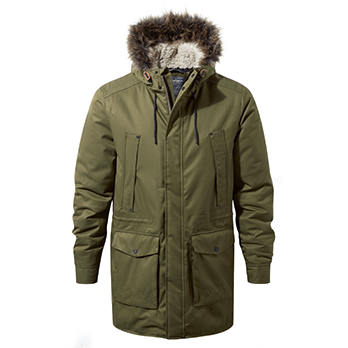 Craghopper-Nat Geo Argyle Parka - Men's