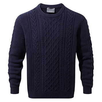 Craghopper-Aron Knit Jumper - Men's