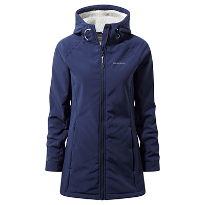 Craghopper-Ingrid Hooded Jacket - Women's