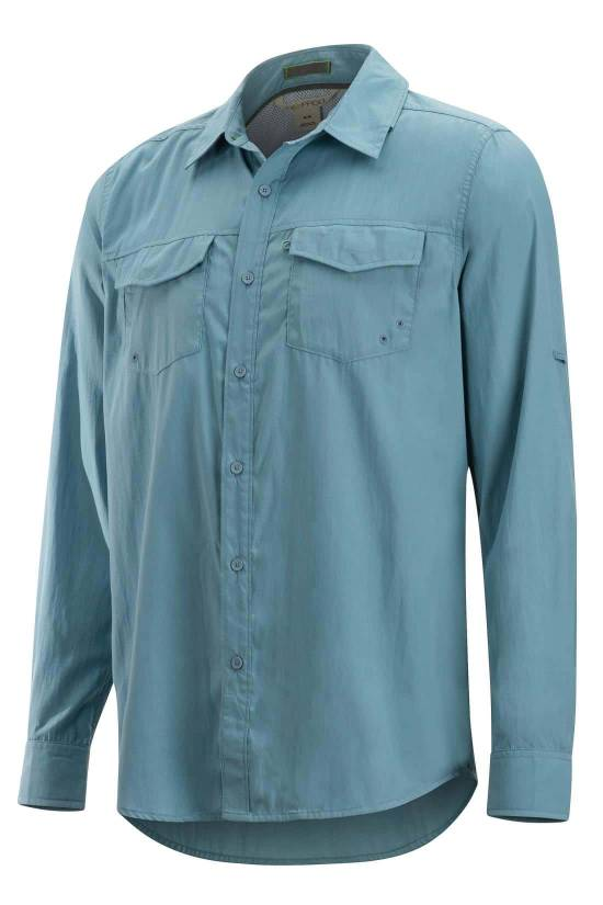 ExOfficio-Estacado Long-Sleeve Shirt - Men's