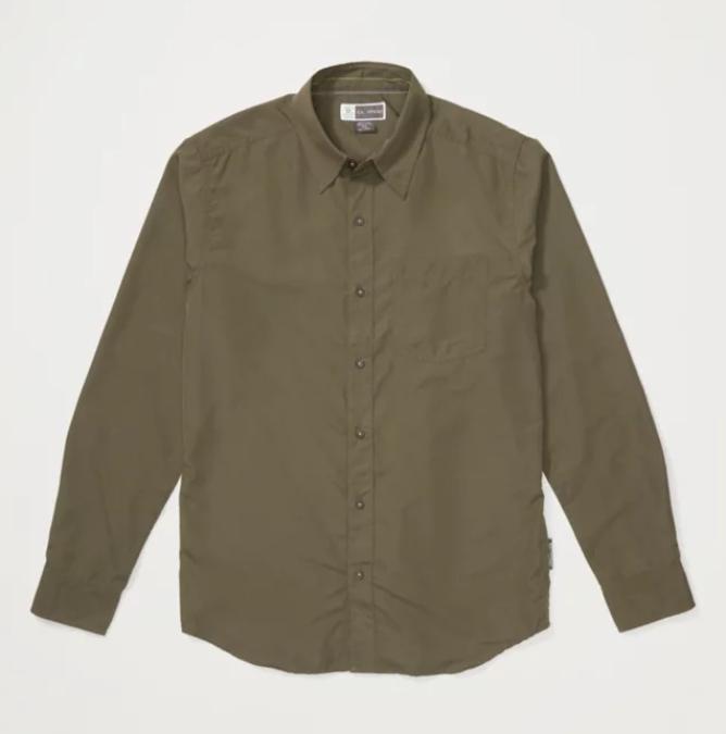 ExOfficio-BugsAway Covas Long-Sleeve Shirt - Men's