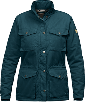 Fjällräven-Raven Winter Jacket - Women's