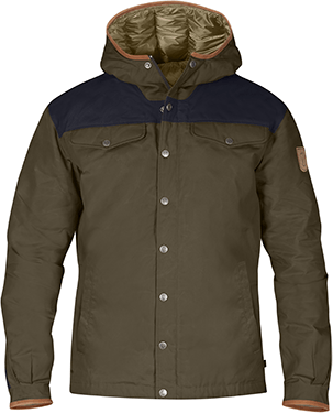 Fjällräven-Greenland No. 1 Down Jacket - Men's