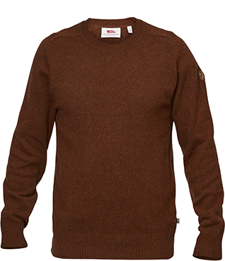 Fjällräven-Övik Re Wool Sweater - Men's