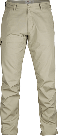 Fjällräven-Traveller's Trousers - Men's