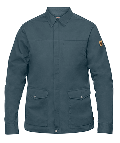 Fjällräven-Greenland Zip Shirt Jacket - Men's