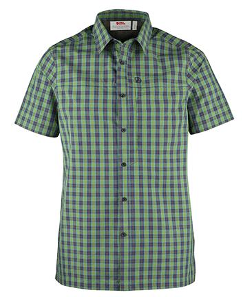 Fjällräven-Svante Shirt Short-Sleeve - Men's