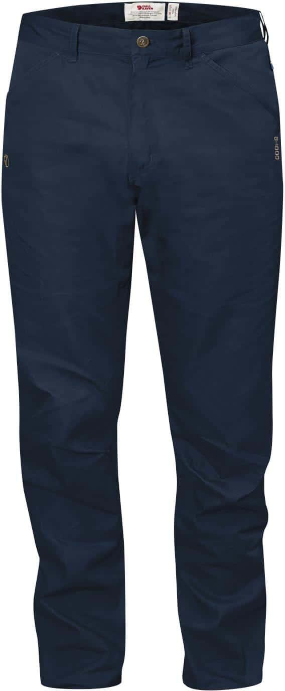 Fjällräven-High Coast Trousers Regular - Men's