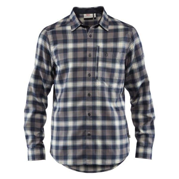 Fjällräven-Fjällglim Shirt Long-Sleeve - Men's