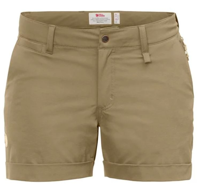 Fjällräven-Abisko Stretch Shorts - Women's