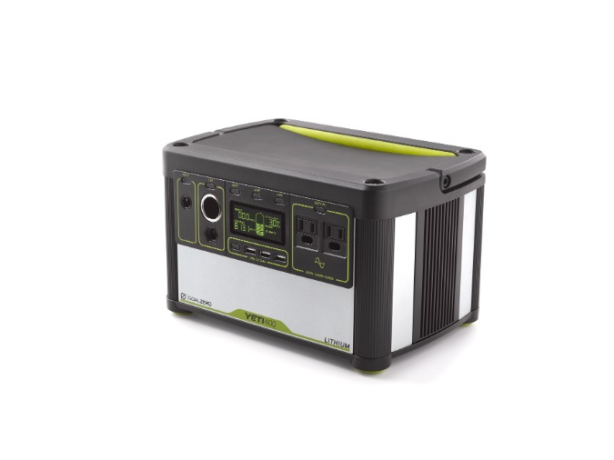 Goal Zero-Yeti 400 Lithium Portable Power Station