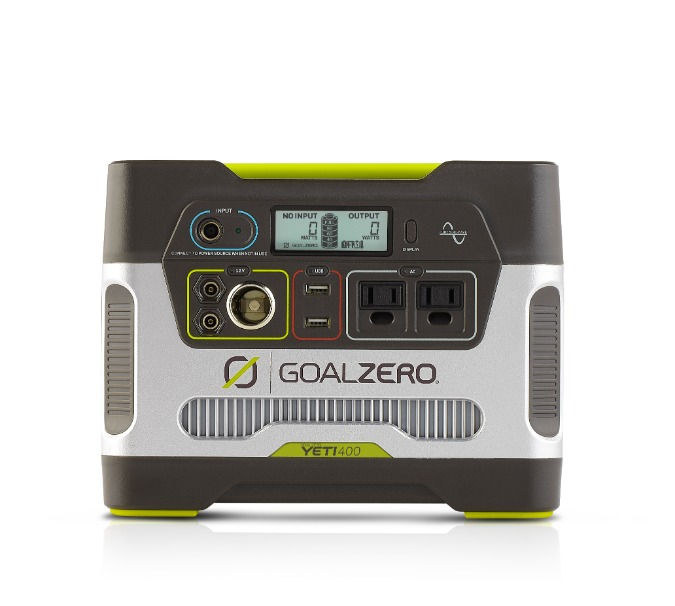 Goal Zero-Yeti 400 Portable Power Station