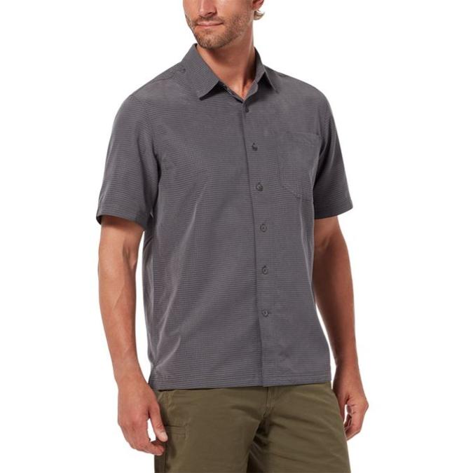 Royal Robbins-Desert Pucker Dry Short-Sleeve - Men's