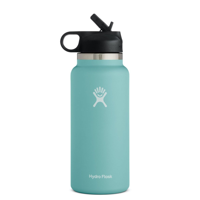 Hydro Flask-Hydro Flask 32oz Wide Mouth 2.0 with Straw Lid