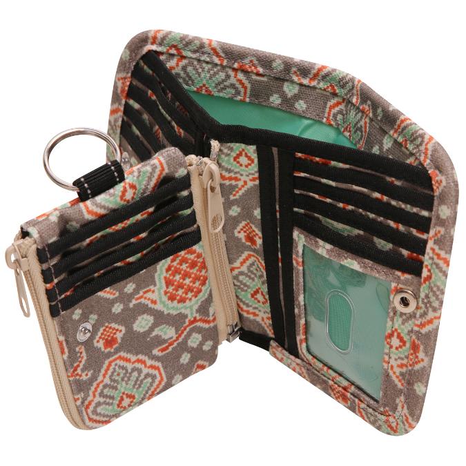 Kavu-Zippy Wallet