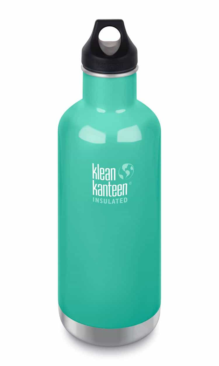Klean Kanteen-32oz Classic Vacuum Insulated Loop Cap