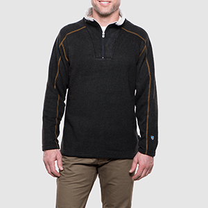 Kühl-Europa 1/4 Zip Fleece - Men's