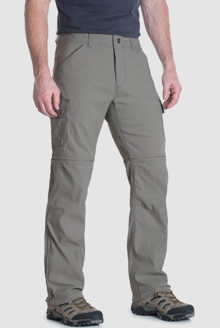 Kühl-Renegade Cargo Convertible Pant - Men's