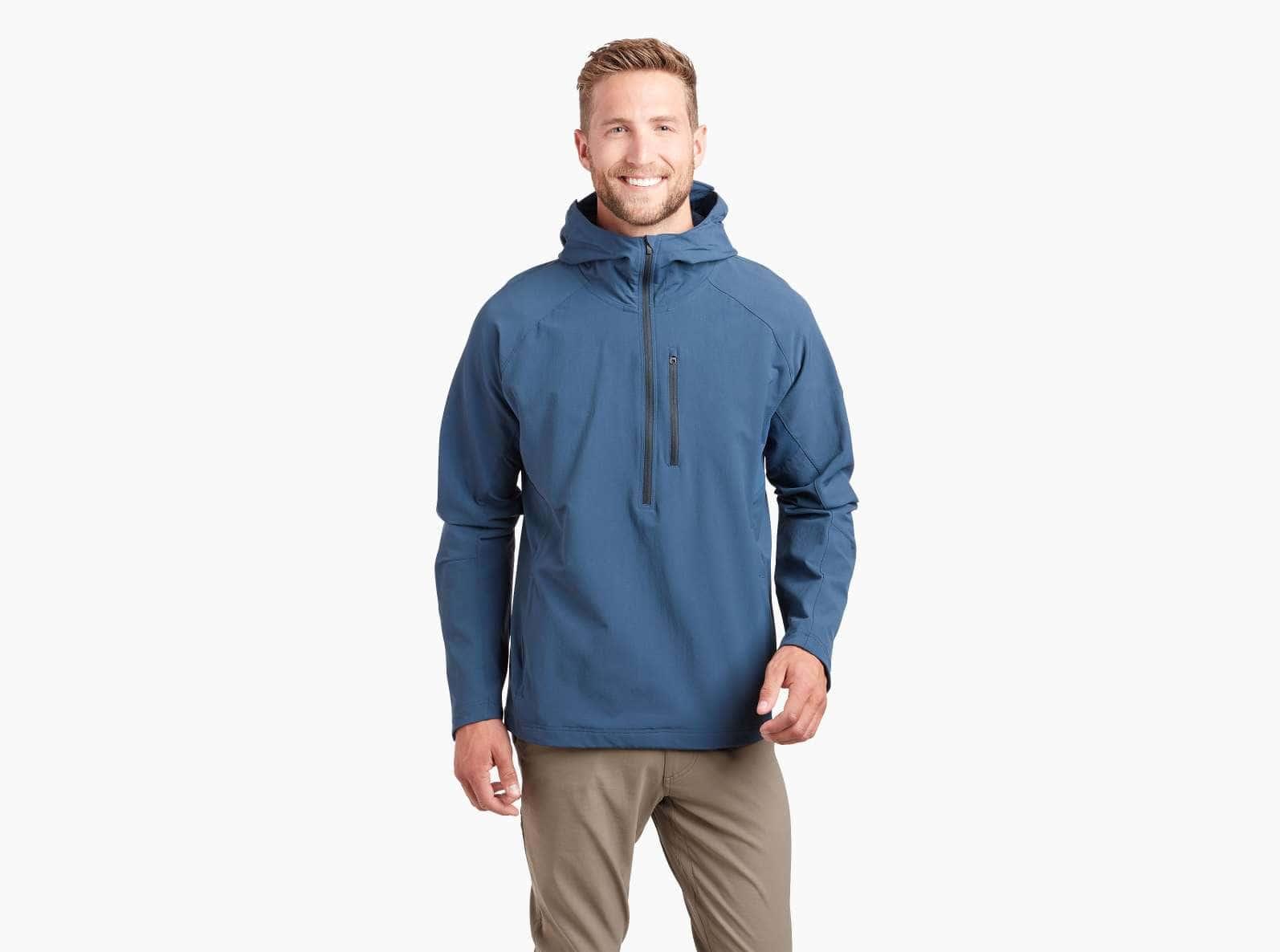 Kühl-Travrse Pullover - Men's