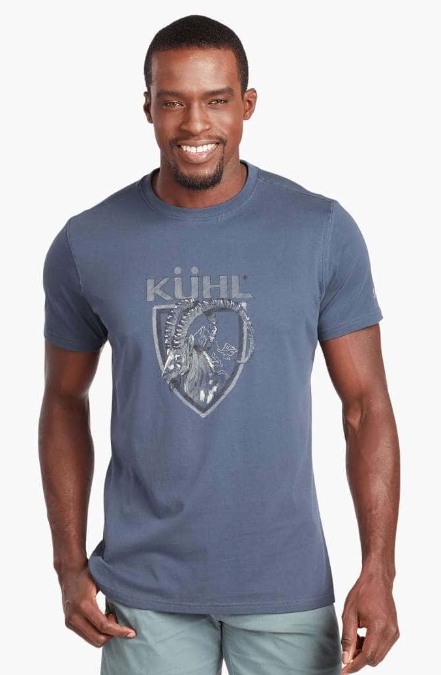 Kühl-Ibex Mountain Goat T - Men's