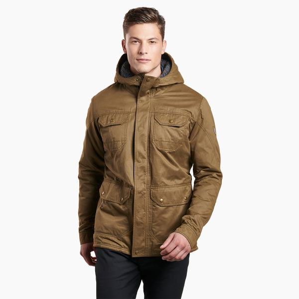 Kühl-Fleece Lined Kollusion - Men's
