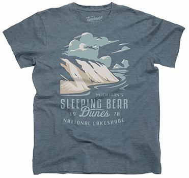 Landmark Project-Sleeping Bear Dunes - Men's