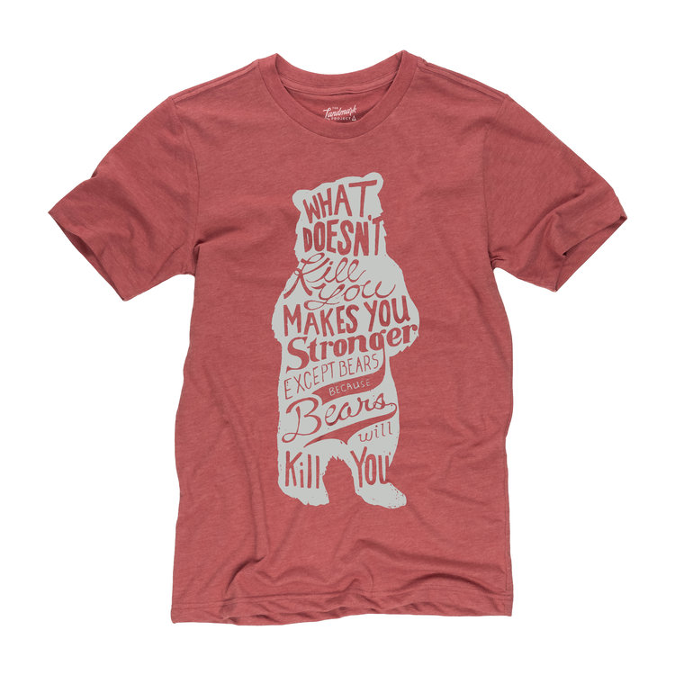 Landmark Project-Bear Short-Sleeve - Unisex