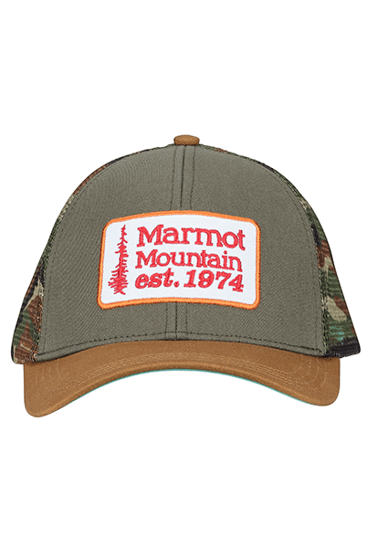 Marmot-Retro Trucker Hat - Men's