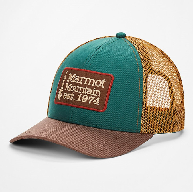 Marmot-Retro Trucker Hat