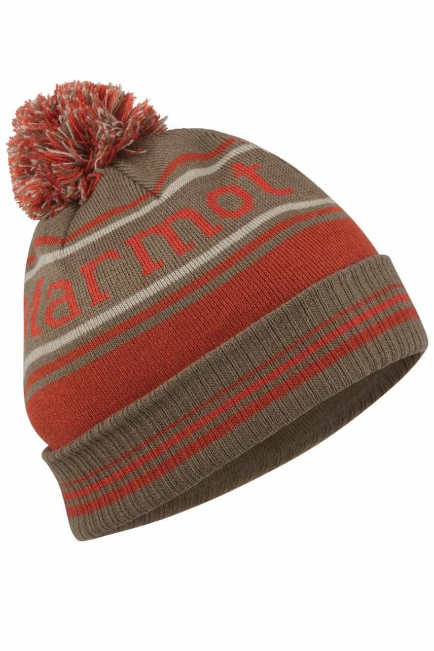 Marmot-Retro Pom Hat - Men's