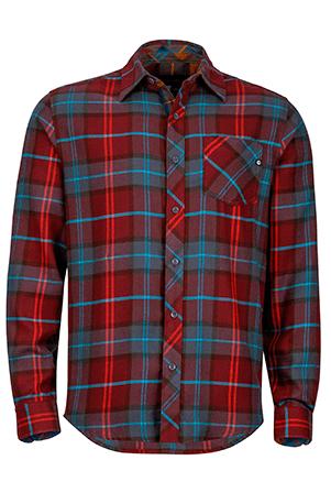 Marmot-Anderson Flannel Long-Sleeve - Men's