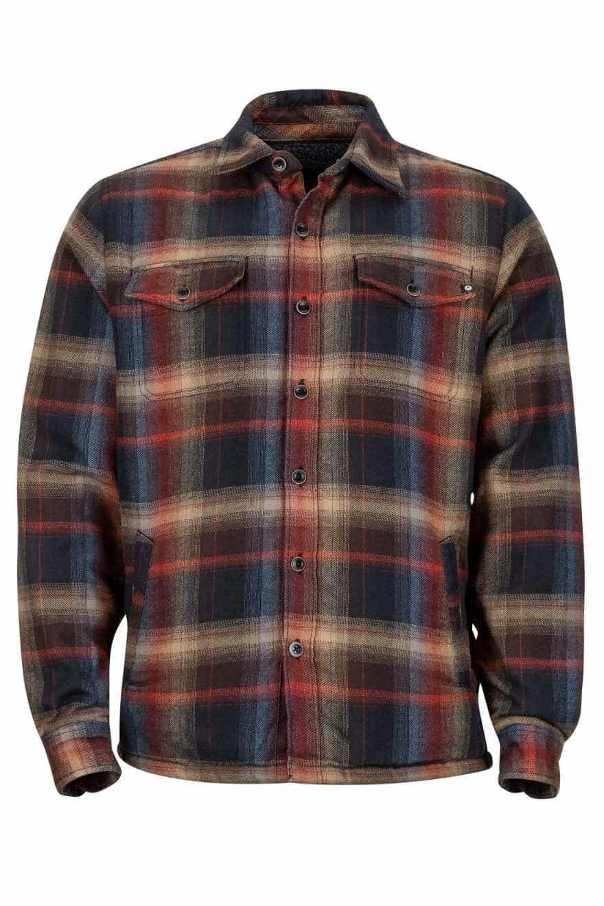 Marmot-Ridgefield Long-Sleeve - Men's
