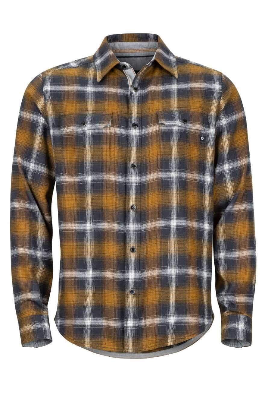 Marmot-Jasper Midweight Flannel Long-Sleeve - Men's