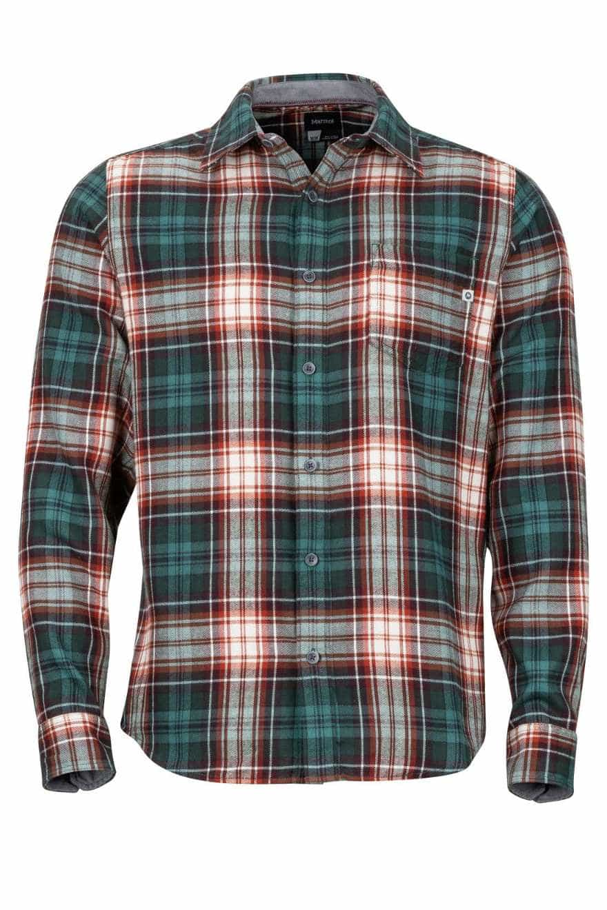Marmot-Fairfax Midweight Flannel Long-Sleeve - Men's