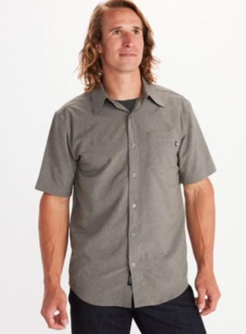 Marmot-Aerobora Short-Sleeve - Men's
