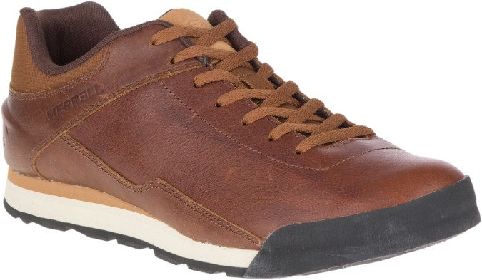 Merrell-Burnt Rocked Leather - Men's
