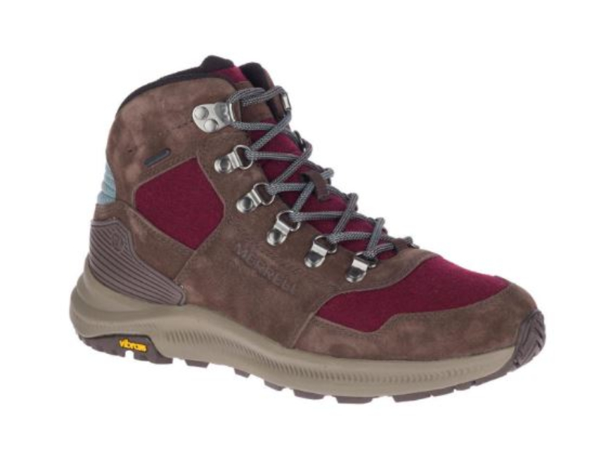 Merrell-Ontario 85 Wool Mid Waterproof - Women's