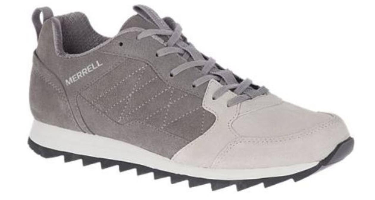 Merrell-Alpine Sneaker Suede - Men's