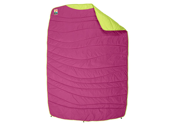 Nemo-Puffin Blanket