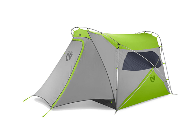 Nemo-Wagontop 4P (Grey/Green)