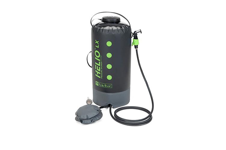 Nemo-Helio LX Pressure Shower 2018