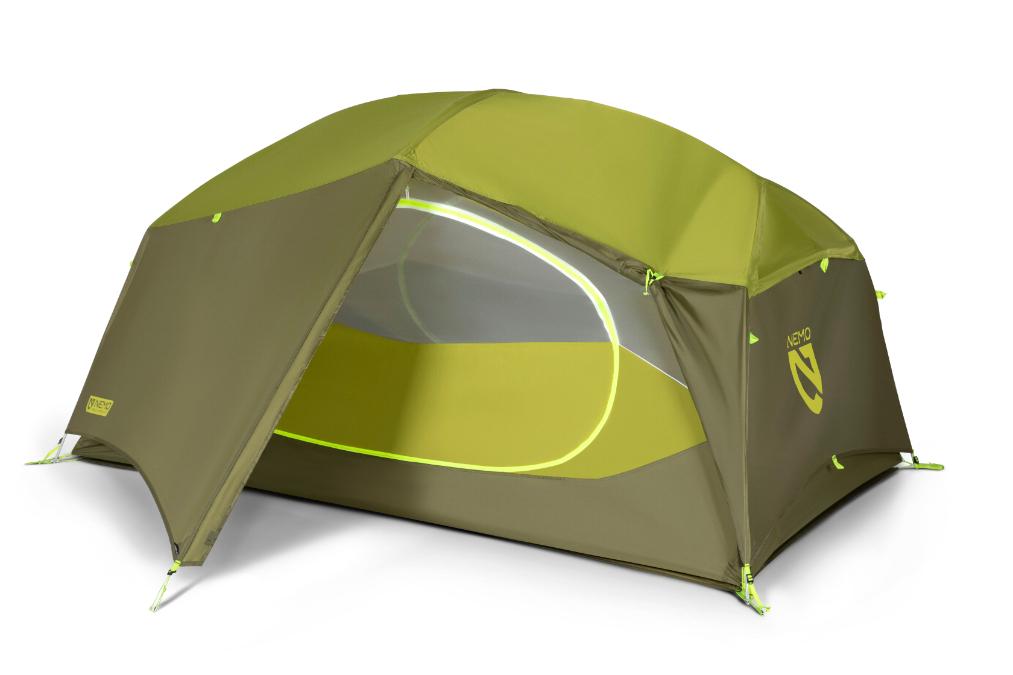 Nemo-Aurora 2P Tent & Footprint