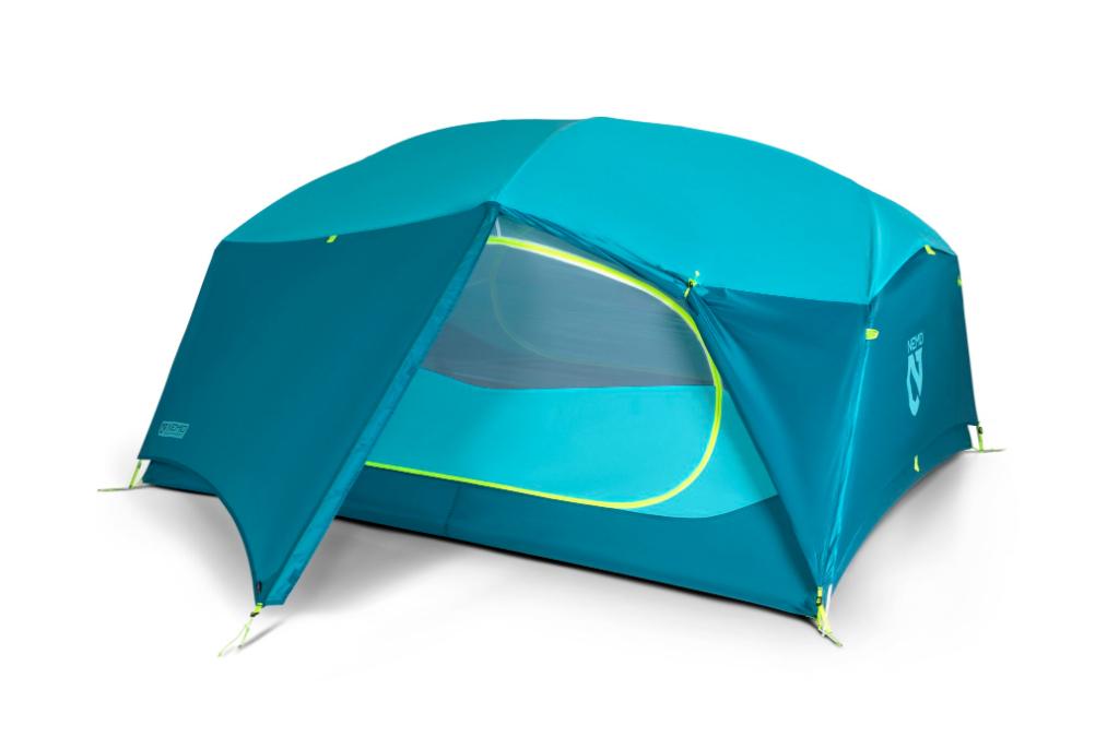 Nemo-Aurora 3P Tent & Footprint