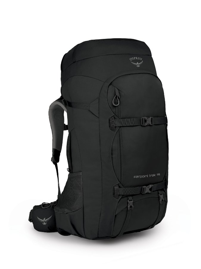 Osprey-Farpoint Trek Travel Pack 75