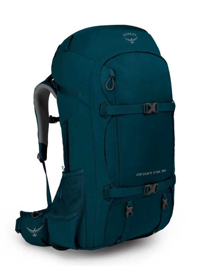 Osprey-Farpoint Trek Travel Pack 55